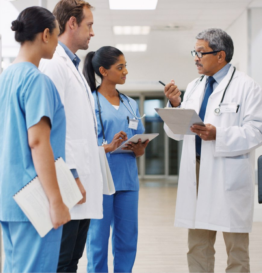Experienced Medical Staff
